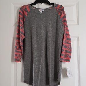 Lularoe Randy Shirt NEW size large